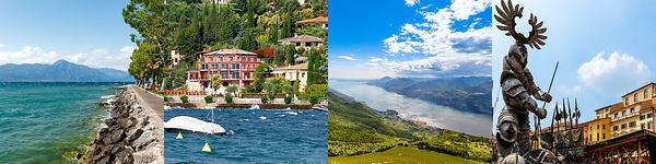 Der größte See Italiens und ein Besuch in Verona.