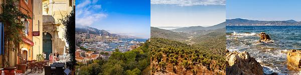 Südfrankreich – Côte d'Azur – Monaco