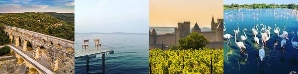 Südfrankreich – Languedoc – Camargue