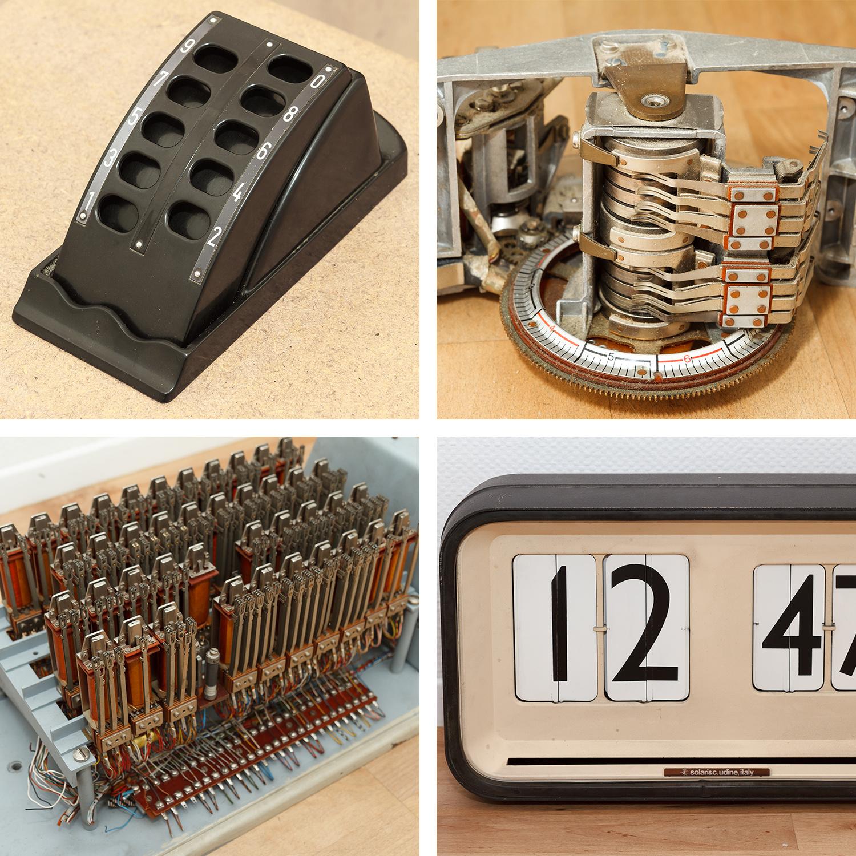 Meine kleine Sammlung alter Telefon- bzw. Fernmeldetechnik - mielke.de
