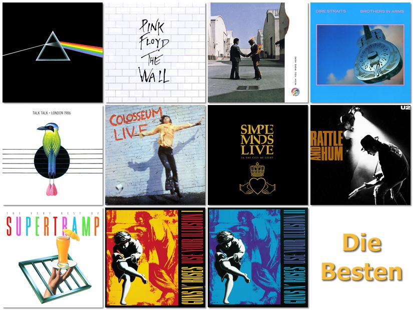 Die Besten Alben Aller Zeiten