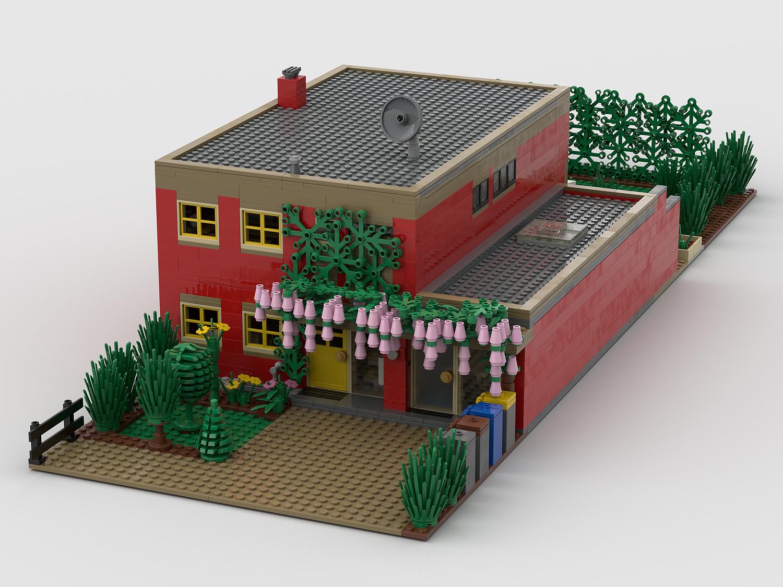 Haus Aus Lego
