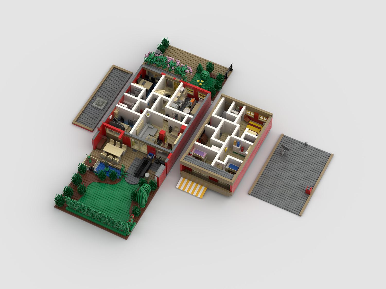 Unser Haus Aus Lego Mielke De