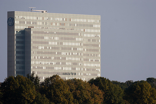 Dreischeibenhaus Düsseldorf