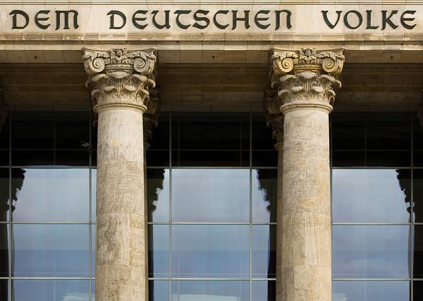 Dem Deutschen Volke | Reichstag