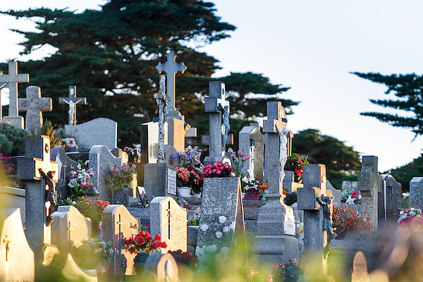 Friedhof von Tréboul