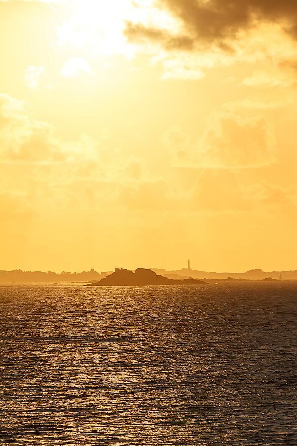 Blick auf das Meer bei Saint-Samson I