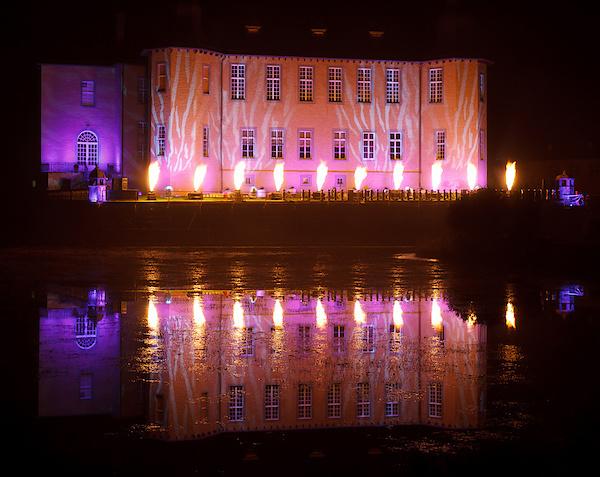 Schloss Dyck Entflammt II