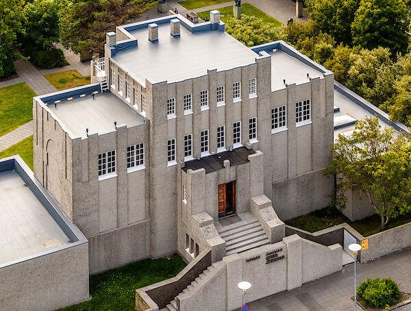 Das Einar Jónsson Museum