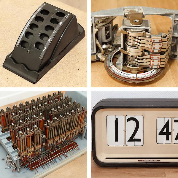 Meine kleine Sammlung alter Telefon- bzw. Fernmeldetechnik