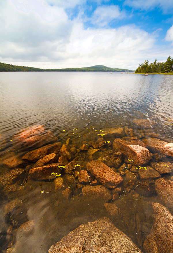 Eagle Lake, Acadia National Park II