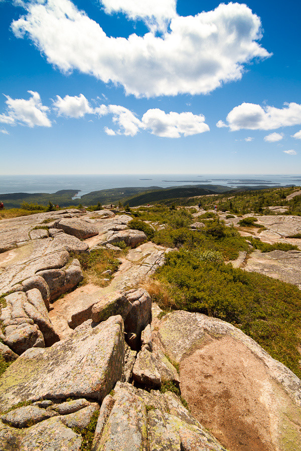 Cadillac Mountain, Acadia National Park I