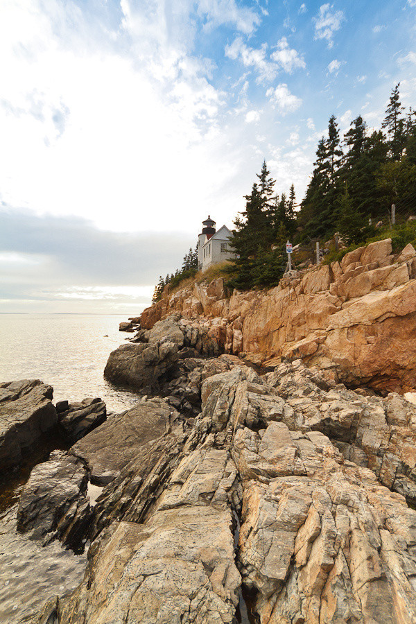 Bass Harbor Head Light, Acadia National Park III