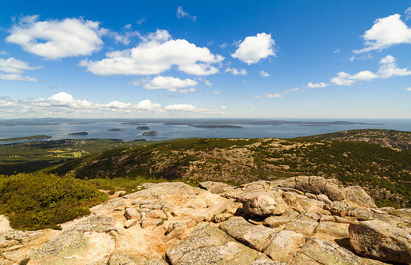 Cadillac Mountain, Acadia National Park IV