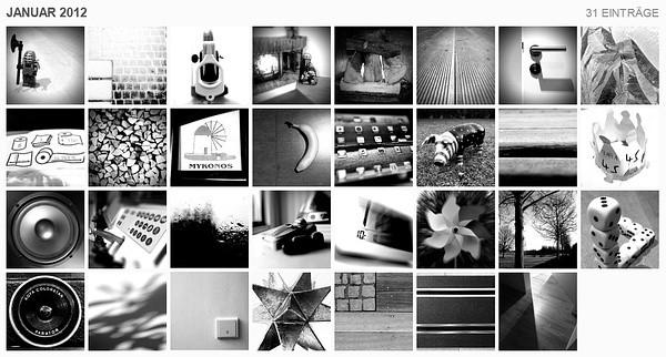 Meine Januar-Bilder