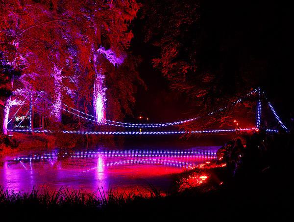 """Die Brücke aus Licht """"Arcadia"""" II"""