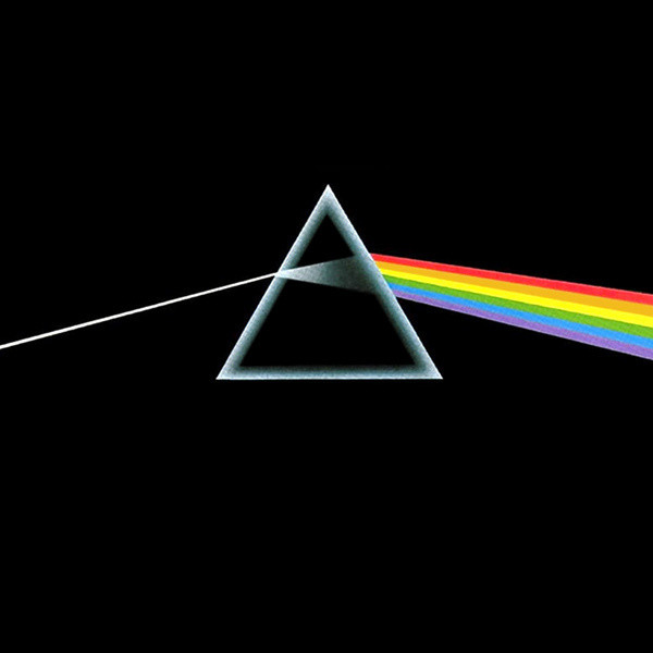 The Dark Side Of The Moon – Pink Floyd