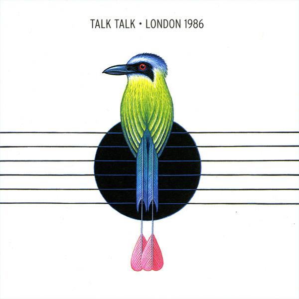 London 1986 – Talk Talk