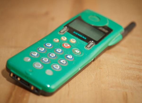 Mein Erstes Handy – Das Siemens S6