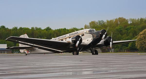 Ju 52 I