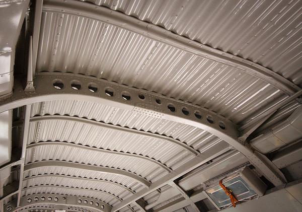 Das Dach | Ju 52