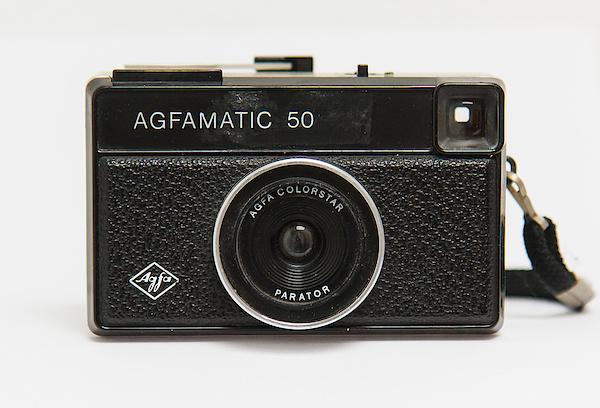 Meine erste Kamera – Die Agfamatic 50