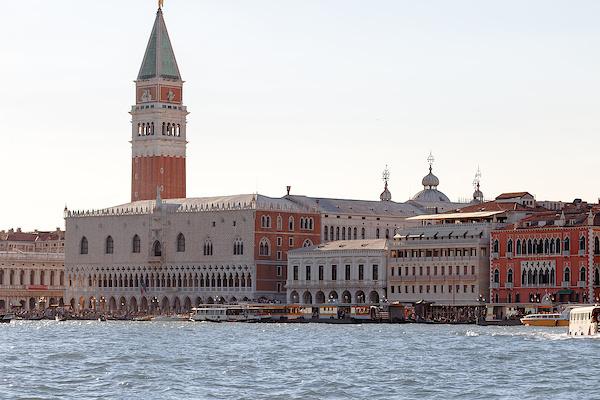 Dogenpalast und Markusturm