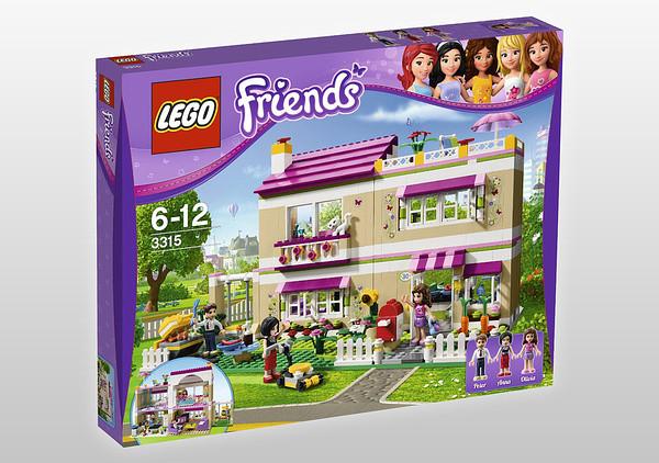 LEGO Friends (Bild: LEGO)