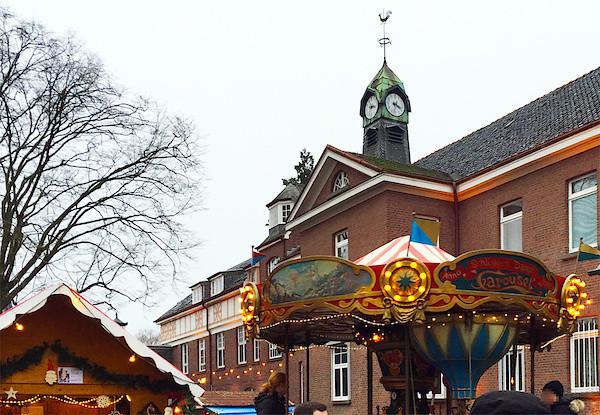 Weihnachtsmarkt auf Rittergut Birkhof