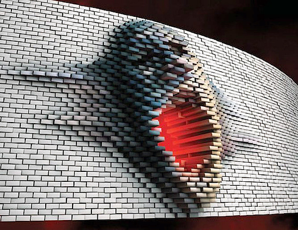 Roger Waters live mit The Wall in D�sseldorf