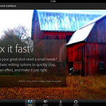 Adobe Photoshop Express für iPhone und iPad