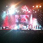 Carlos Santana in der Arena Oberhausen