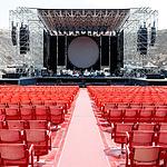 David Gilmour live in der Arena von Verona