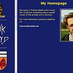 Eine kleine Reise in die Vergangenheit meiner Website