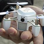 Ich habe die kleine Nano-Drohne ZANO ge-Crowdfunded