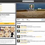Jubiläum: 4 Jahre Twitter, 25.000 Tweets
