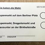 (K)ein neuer Supermarkt in Büttgen – oder – Traue keiner Statistik, die Du nicht selber gefälscht hast