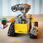 LEGO Wall·E Timelapse