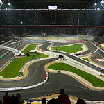Race of Champions - Düsseldorf 2010