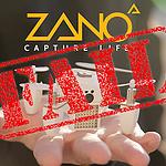 ZANO-Drohne: Das wird dann wohl leider nichts mehr...