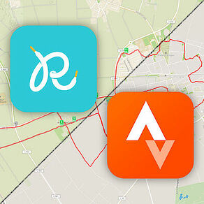 Runkeeper vs. Strava