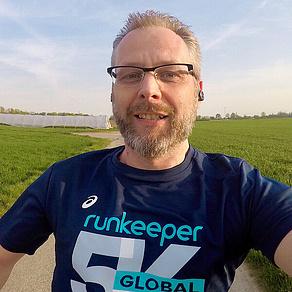 Seit einem Jahr bin ich jetzt Läufer