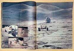 """Untertitel im Stern 35/1971: """"Die Entfernung täuscht: Bis zu den Bergen sind es mehr als zehn Kilometer"""""""