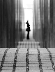 Besucher II | Holocaust Mahnmal