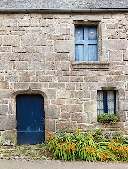 Haus in Locronan