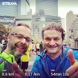 Mit Herbert Steffny durch den Central Park