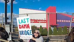 """Über die """"Last Damn Bridge"""" zurück nach Manhattan"""