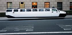 Der Hummer als Hover-Mobil