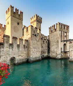 Castello Scaligero in Sirmione