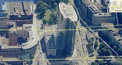 Microsoft Bing Maps – Vogelperspektive
